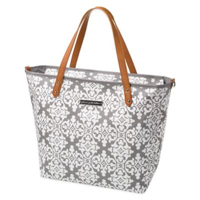 petunia pickle bottom diaper bags totes u003e petunia pickle bottom® downtown tote in breakfast in berkshire oyxnpbj
