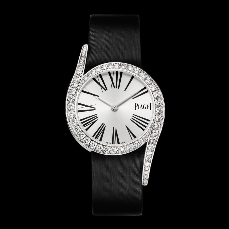 piaget watches limelight gala watch g0a38160 diamond watch, white gold vyeiuzr