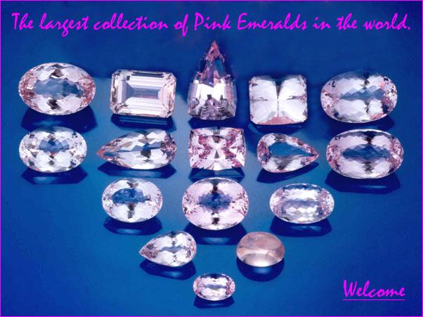 pink emeralds, gems, fine jewelry, engagement rings, objets du0027art. suuanau
