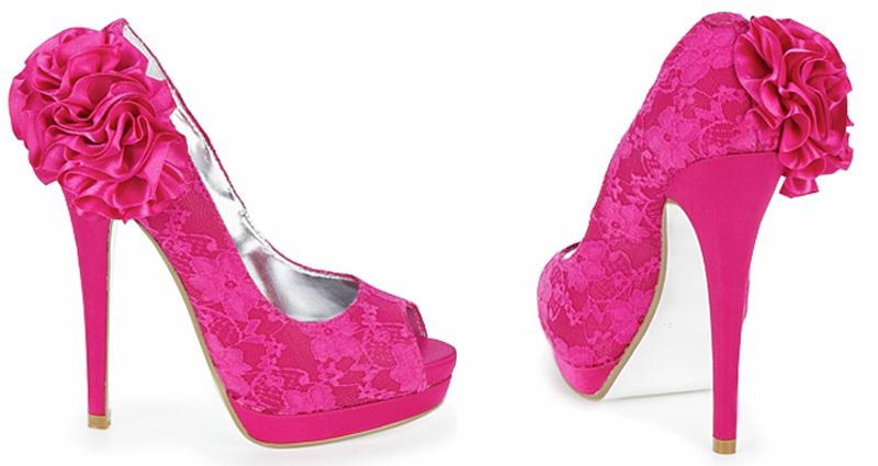 pink high heels inwdeyk