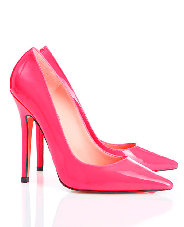 pink high heels paris patent leather hot pink high heel wnuqyia