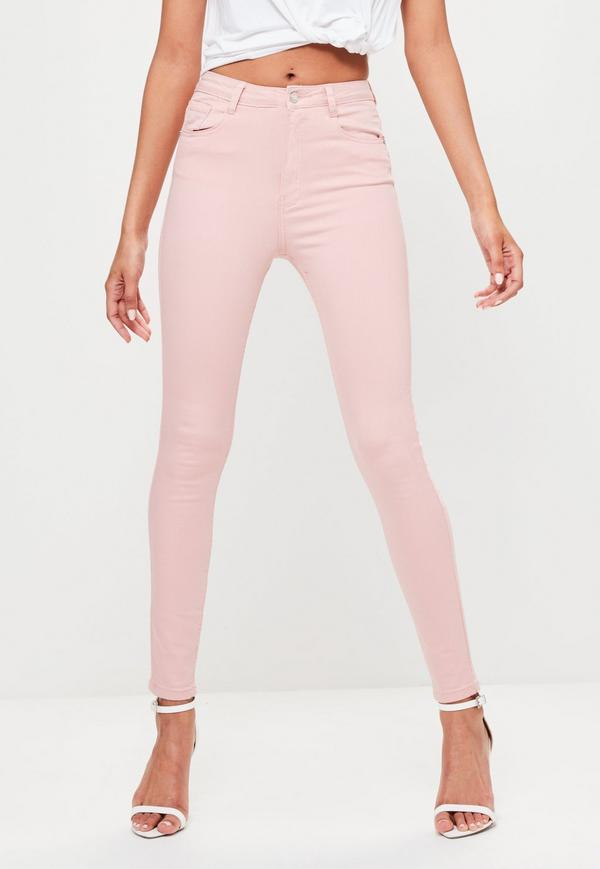 Pink Skinny Jeans: Bringing Out The Sexiness In You