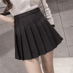 pleated skirt rosehedge - pleated mini skirt lynaezl
