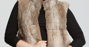 plus size fur vest plus size fall 2012 trend watch : furstylish dressing jkjyxlv