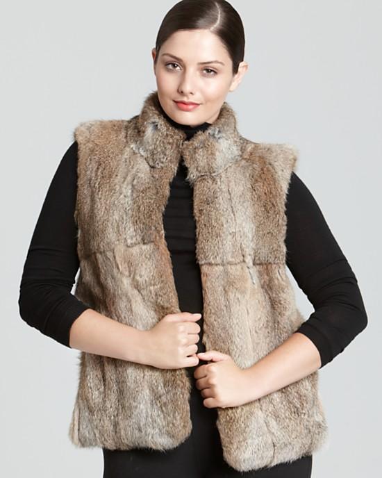 Plus Size Fur Vest: The Perfect Vest For You