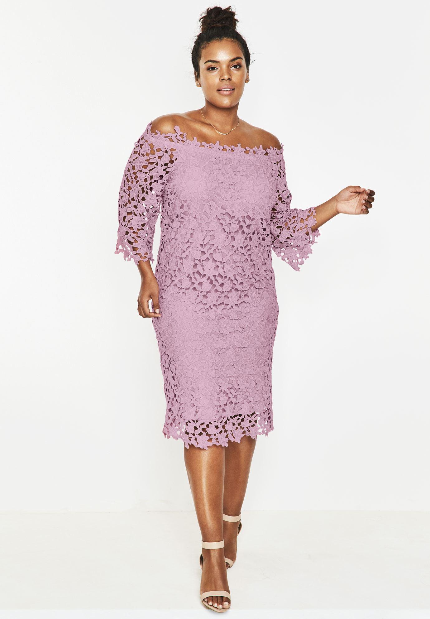 plus size special occasion dresses lace off the shoulder dress iqlpjsj