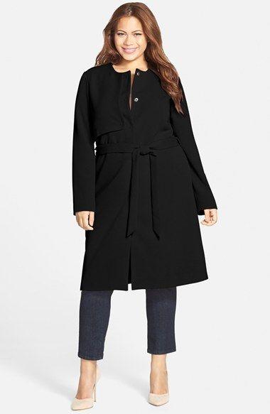 plus size trench coat fmpgfkx