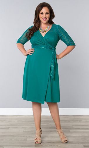 plus size wrap dress ravishing lace wrap dress-sale! lwefemq
