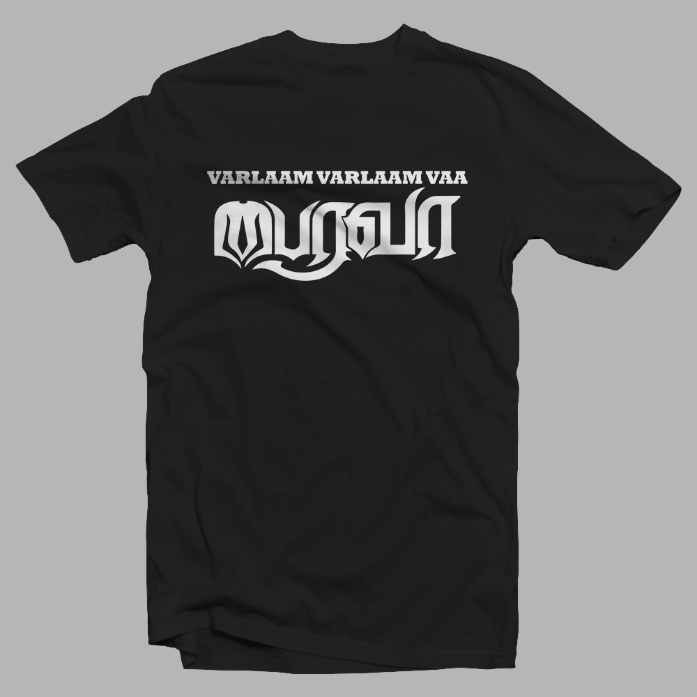 printed t shirts bhairava thalapathy60 movie printed t shirt muxbrib
