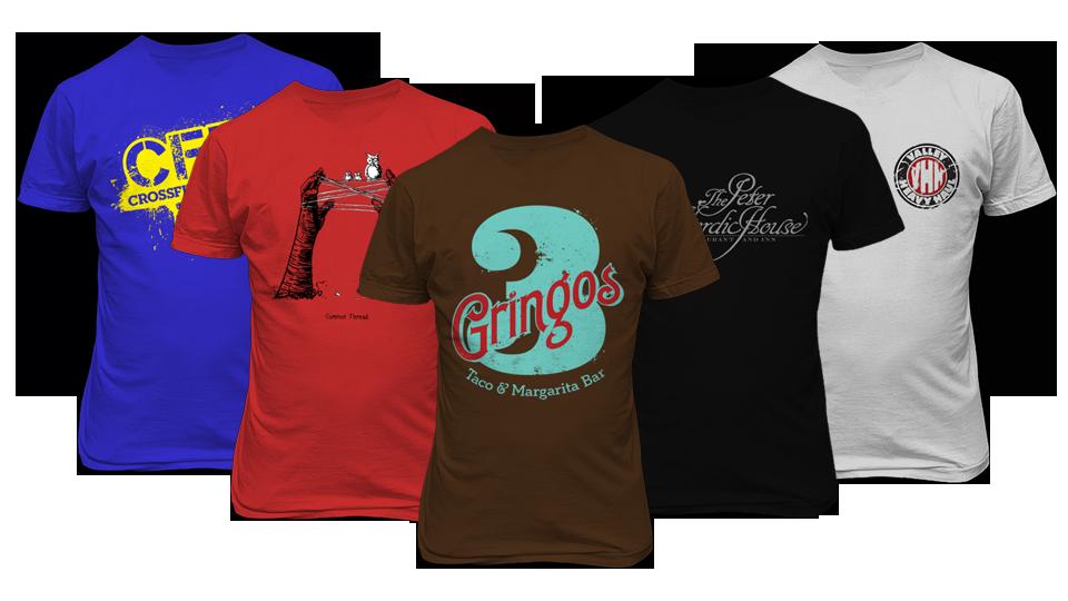 printed t shirts t-shirt printing kingston kztudis