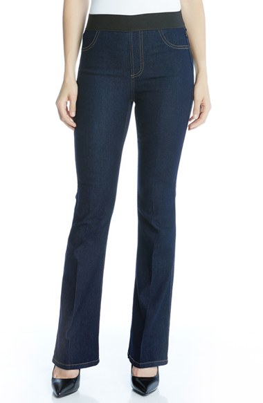 pull on jeans karen kane pull-on bootcut jeans   nordstrom pesssfq
