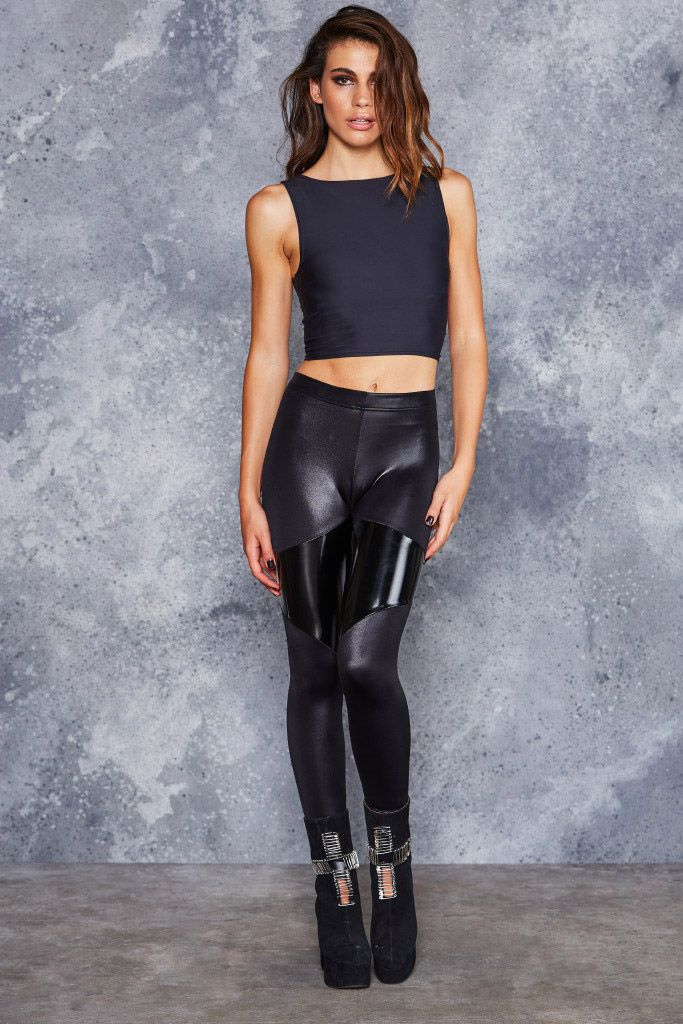 Brief details about PVC Leggings and how to choose perfect one
