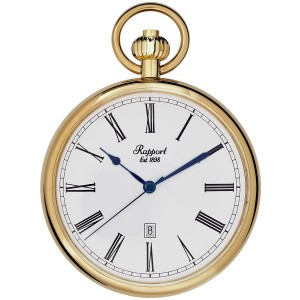 quartz, open face pocket watch zzefjwh