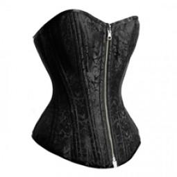 red reversible waist training corset ... kafpjam