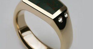 rings for men oxford signet ring. nffqlrm