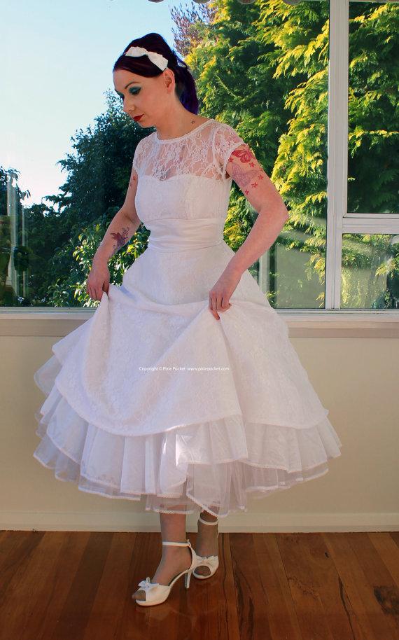 rockabilly wedding dress like this item? rcafcmv