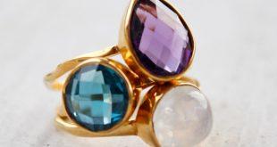 romantic gemstone jewelry by priscilla u0026 vi fxndacg