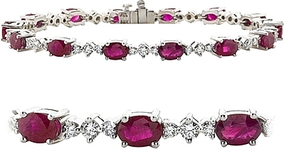 ruby bracelet view photos dopeslw