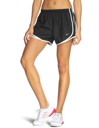 running shorts women amazon.com : nike lady tempo running shorts - medium - black : black drifit shorts wwubhuf