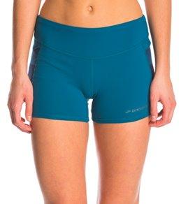 running shorts women brooks womenu0027s greenlight 3 short tight stgyevc
