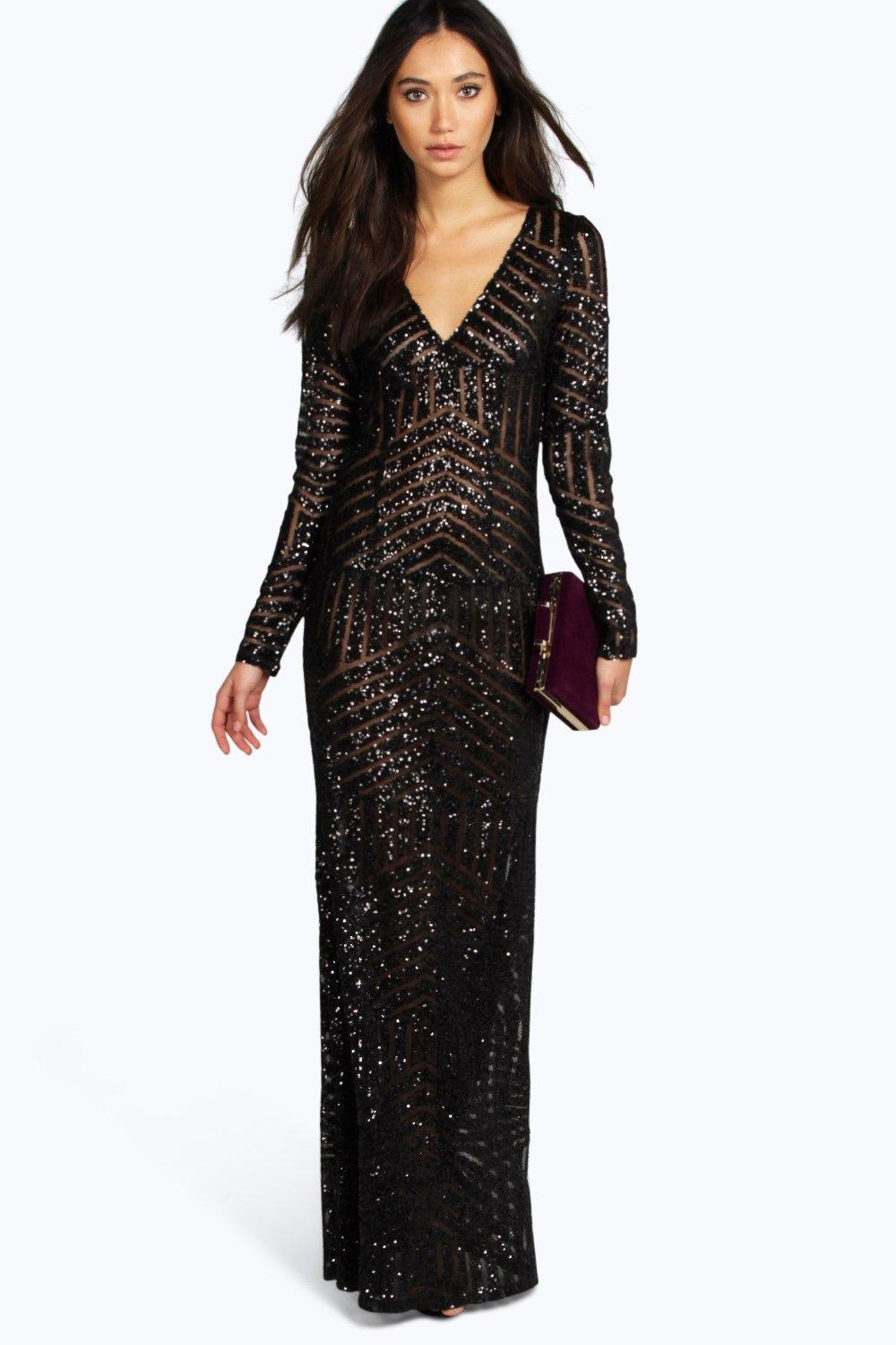 sequin maxi dress boutique mia sequin u0026 mesh maxi dress. hover to zoom tovrmqb