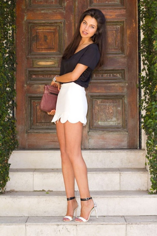sexy skirts cute skirts street styles (2) klkommg