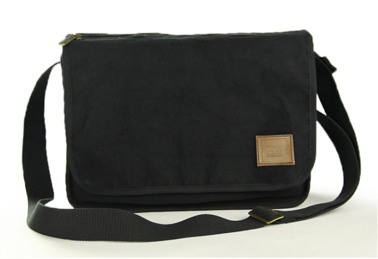shoulder bags for men ... black menu0027s canvas satchels · black mens canvas shoulder bag ... itjlusz