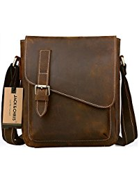 shoulder bags for men jacku0026chris handmade menu0027s leather messenger bag shoulder bag ipad bag,  nm1866 ctgdgtb