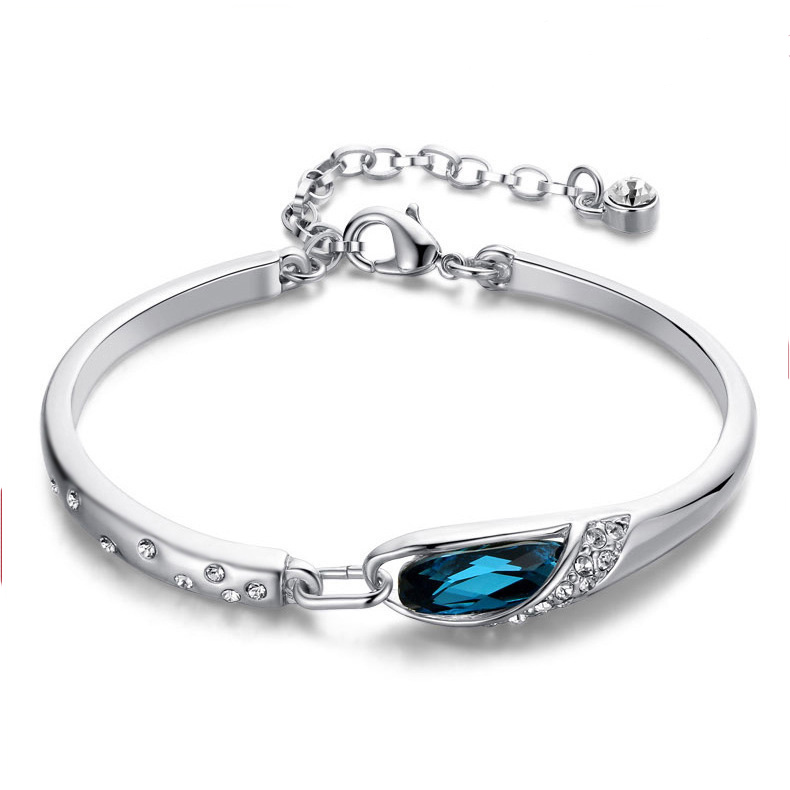 silver bracelets for women psnarla