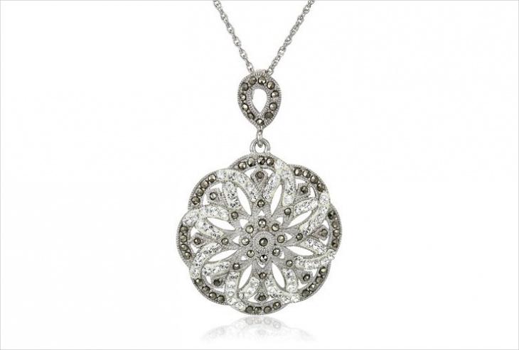 silver marcasite jewelry ddpzlme
