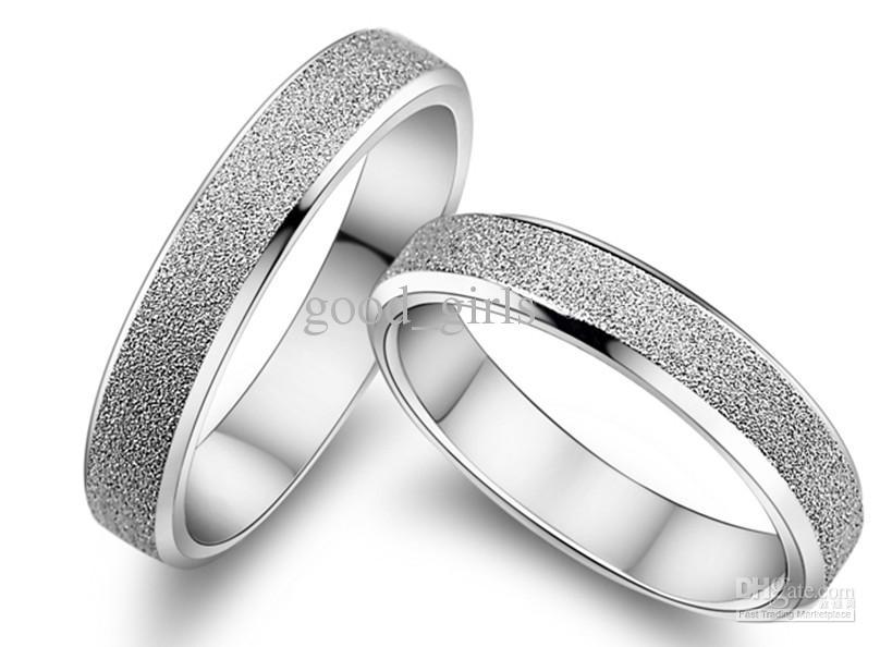 silver wedding rings 2014 fashion wedding rings silver ring couple rings christmas gifts 010 xonlspv