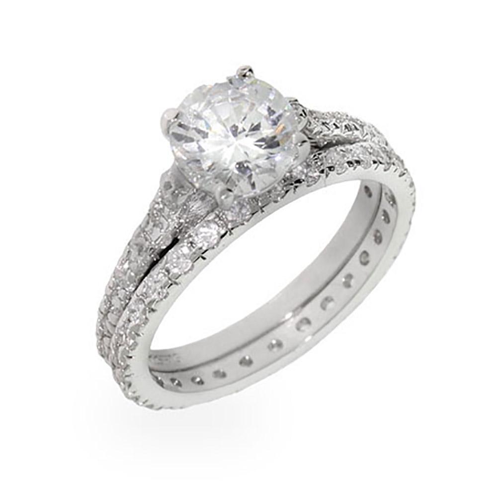 silver wedding rings extra thin sterling silver wedding ring set vpgdueq