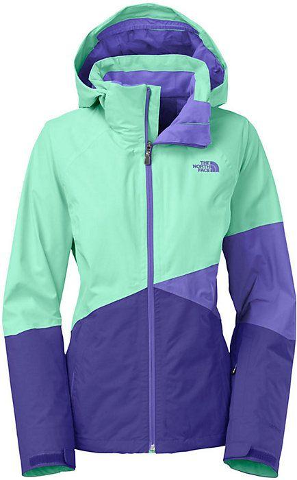 ski jacket the north face gala triclimate insulator jacket - womenu0027s ski jackets -  winter 2015/2016 myjaoof