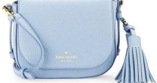 small bags kate spade new york small penelope leather saddle bag ($258) ❤ liked on  polyvore klvpnaf
