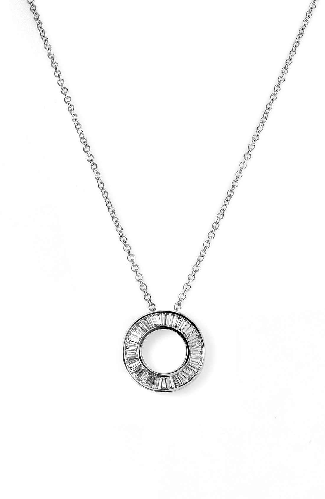 small pendant necklace womenu0027s bony levy u0027circle of lifeu0027 small diamond pendant necklace  (nordstrom exclusive) wikfiat