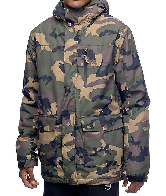 snowboard jackets aperture secret chute 10k camo snowboard jacket ohbdagn