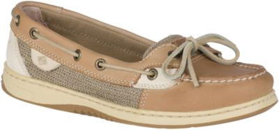 sperry top sider angelfish angelfish boat shoe, linen oat, dynamic ... wsgiccl