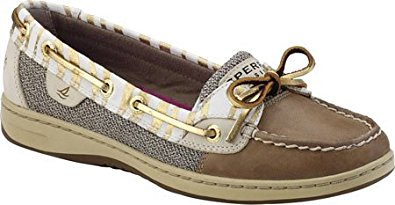 sperry top sider angelfish sperry top-sider womenu0027s angelfish perforated boat shoe pymqbev