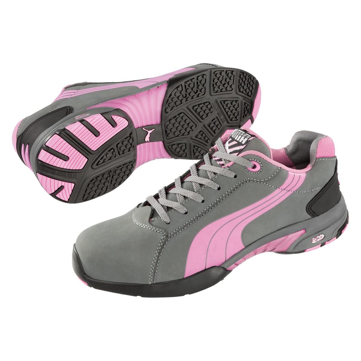 steel toe shoes for women puma safety womenu0027s balance shoe - 642865 fmnsshg