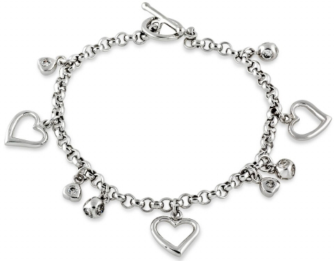 sterling silver bracelets for women pxeqewl