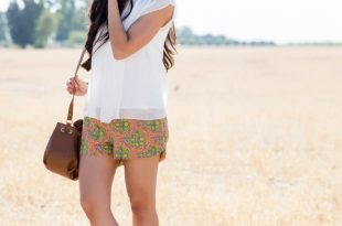 summer wear how to wear printed shorts this summer -outfit inspiration - stylishlyme.com gmcmpud