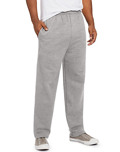 sweat pants quick look hanes comfortsoft™ ecosmart® menu0027s fleece sweatpants uyzesac