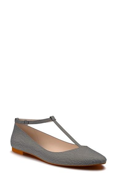t strap flats womenu0027s shoes of prey t-strap flat xofisio