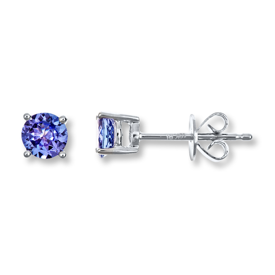 tanzanite earrings hover to zoom yadkupv