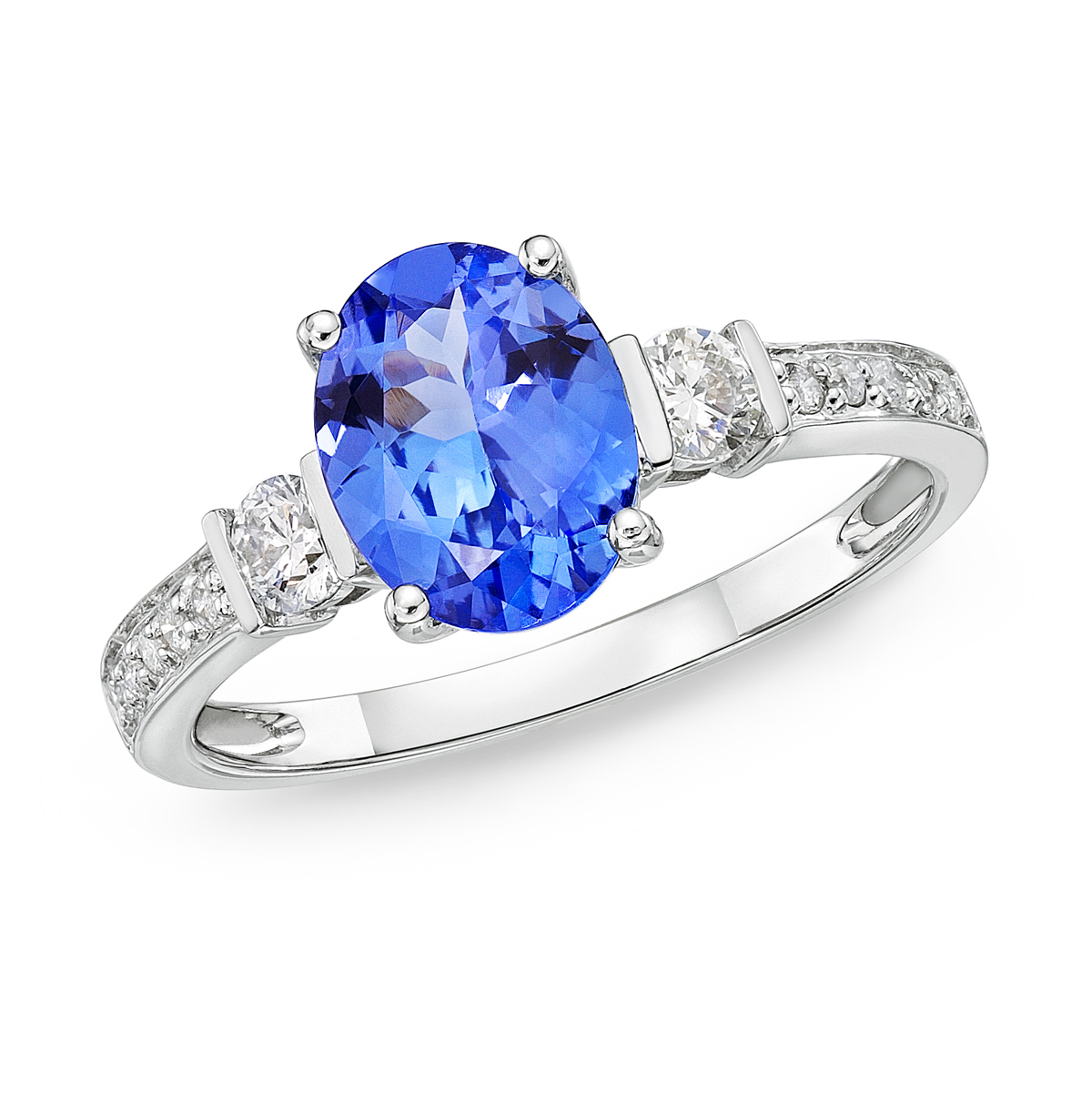tanzanite rings eveningsky ring tanzanite u0026 diamonds ... pdghlst