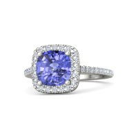 tanzanite rings olivia ring (8mm gem) xjpdzkv