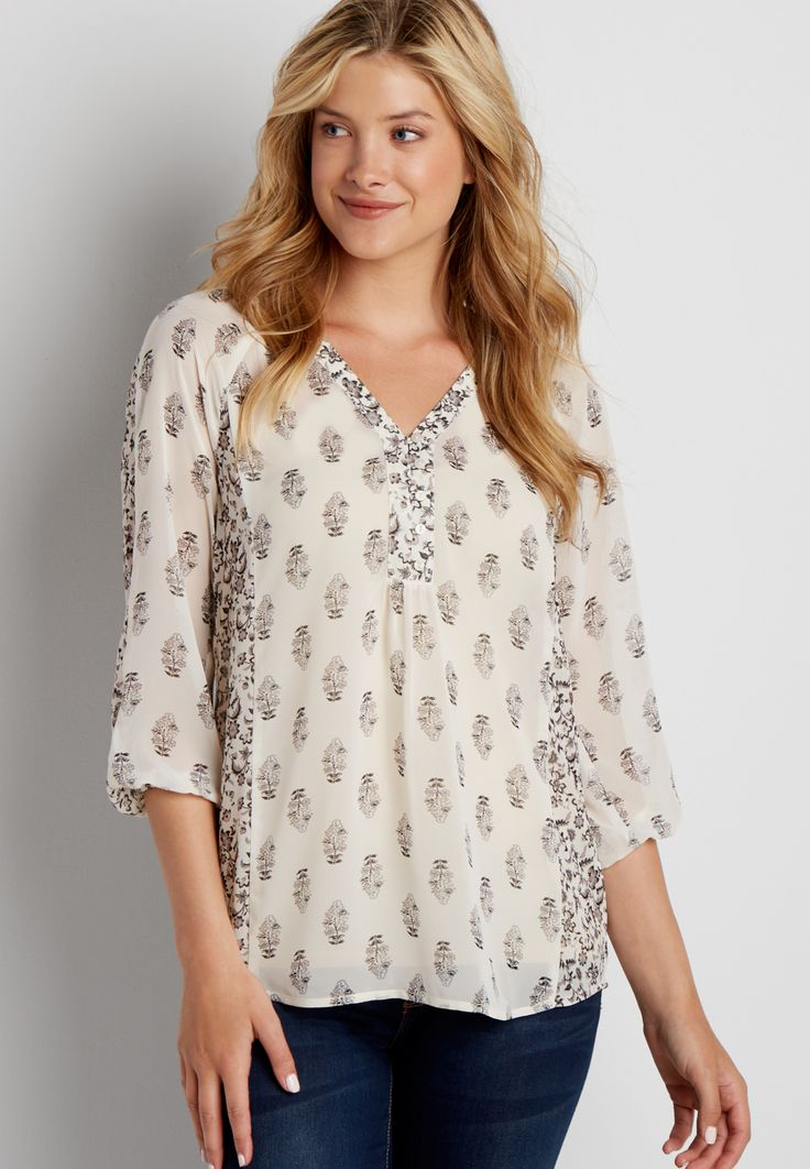 Peasant Blouse: The Perfect Blouse for You