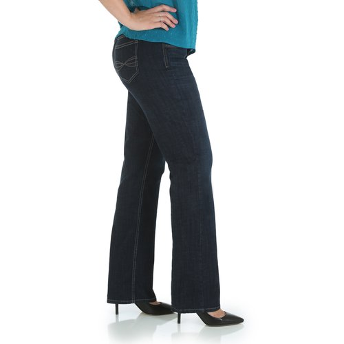 the riders by lee womenu0027s slender stretch straight leg jeans available in  regular, petite, yngwvry