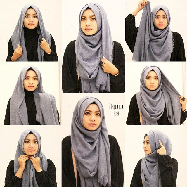 this is a very easy basic hijab style for beginners, itu0027s simple, quick and wbwxgcy