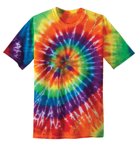 tie dye shirt koloa surf colorful tie-dye shirts cptdedi